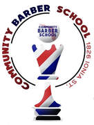 COMMUNITY BARBER SCHOOL